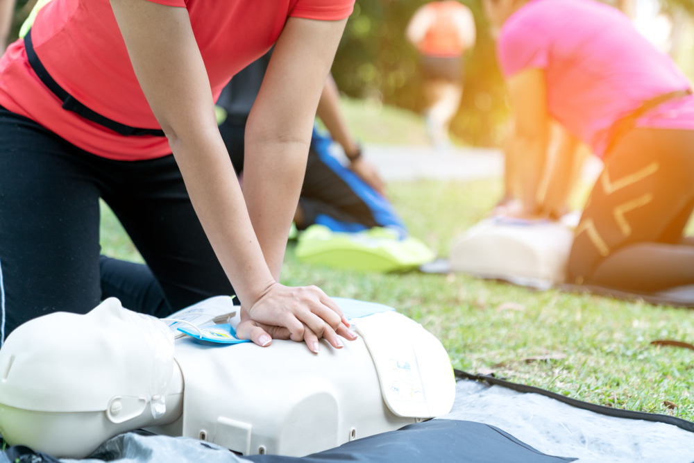 pulstrac AED management, CPR updates